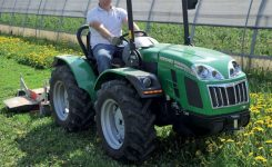 Мини тракторы: область применения