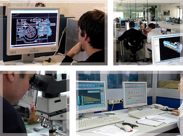 научно-исследовательские отделы BCS