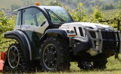 Новинка от BCS S.p.A. FERRARI — полугусеничный мини-трактор Sky Jump V95.